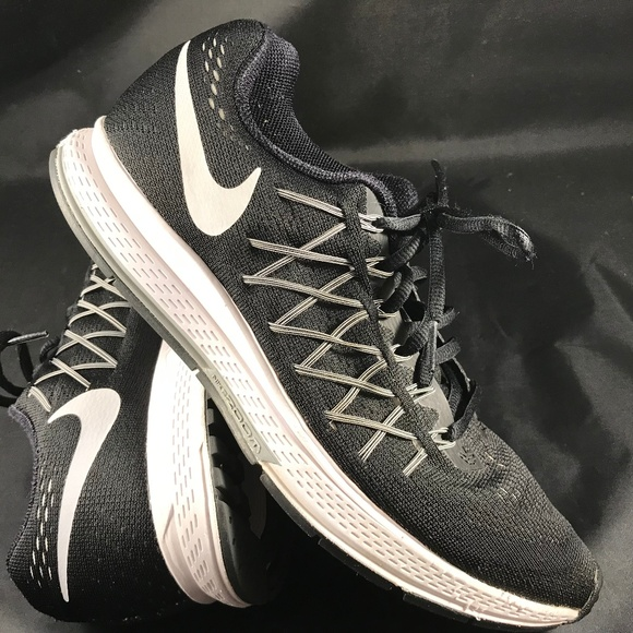 pretty nice 712b2 2a3a2 ... new arrivals nike air zoom pegasus 32 black white 9.5 us 41 eur 7a38b  63a4e ...